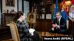 Vučić: Ne vidim ništa što bi na bilo koji način ugrozilo nezavisnost Crne Gore, niti to radim