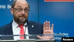 Fostul președinte al Parlamentului European, Martin Schulz