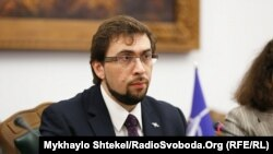 Александер Вінніков, голова представництва НАТО в Україні