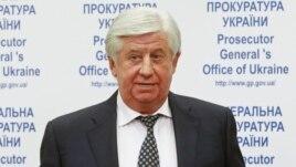 Prosecutor-General Viktor Shokin