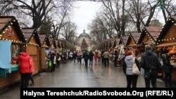 Різдвяний Львів. 24 грудня 2014 року