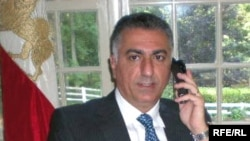 Prince Reza Pahlavi in June 2008