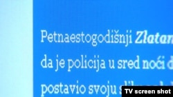 Bosnia and Herzegovina Liberty TV Show no. 920
