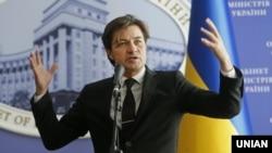 Міністр культури Євген Нищук