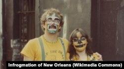 Хэллоуин в Новом Орлеане, 1982