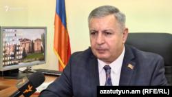 Депутат оппозиционной фракции «Процветающая Армения» Сергей Багратян