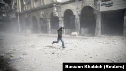 Сирія, лютий 2018 року