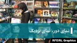 بازپخش برنامههای هفتگی کارنامه و نمای دور، نمای نزدیک