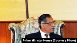 Pakistan prime minister met with Chief Justice of Pakistan