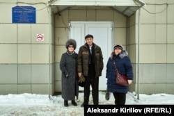 Инициативная группа против закрытия больниц - Лилия Сивенкова, Николай Зорин, Зинаида Романова