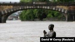 Поплави во Централна Европа
