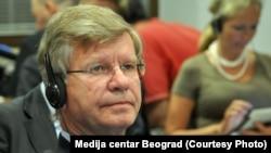 Krister Asp, švedski ambasador u Srbiji