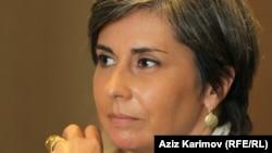 Председатель Комитета Парламентской ассамблеи ОБСЕ по демократии, правам человека и гуманитарным вопросам, Изабель Сантос