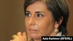 Голова Комітету з демократії, прав людини і гуманітарних питань ПА ОБСЄ Ізабель Сантос