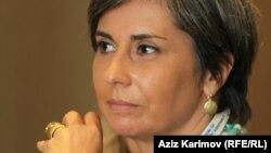 Председатель Комитета Парламентской ассамблеи ОБСЕ по демократии, правам человека и гуманитарным вопросам Изабель Сантос
