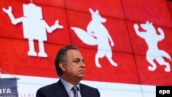 Ministri rus i Sportit Vitaly Mutko