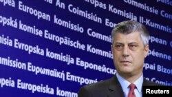 Kryeministri i Kosovès Hashim thaçi