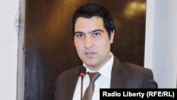 صیامالدین پسرلی سخنگوی اتاق تجارت و صنایع افغانستان
