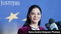 Ana Birchall, fost ministru PSD al Justiției