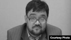 Эрнест Старателев, самарский журналист