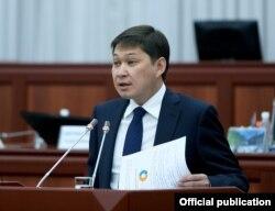 Сапар Исаков. 29-ноябрь, 2017-жыл