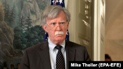 U.S. national security adviser John Bolton