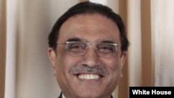 Pakistan - Asif Ali Zardari, President of Pakistan, 23Sep2009.