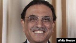 Ish-presidenti i Pakistanit, Asif Ali Zardari.