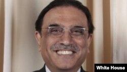 د پاکستان ولسمشر آصف علي زرداري
