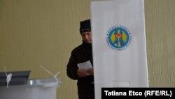 Alegerile din 24 februarie, secția de votare din Prepelița, Sângerei