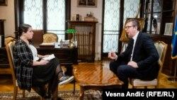 Вучич також підтвердив, що спецпредставник ЄС Мірослав Лайчак має відвідати Белград і Приштину незабаром після парламентських виборів у Сербії 21 червня