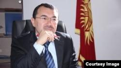 Посол Кыргызстана в Республике Корея Кылычбек Султан.