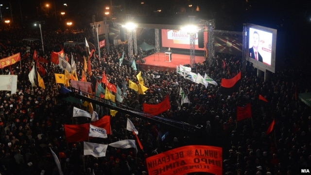 Maqedoni: Financimi i partive, temë debatesh