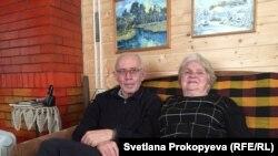 Александр Владимирович и Лииви Анцевна Покровские