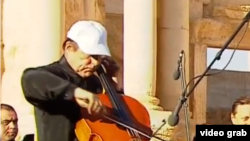 Sergei Rodulgin appears to be more than Putin's favorite cellist.