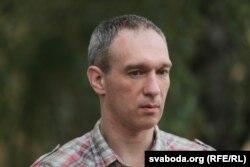 Сяргей Стрыбульскі, вызвалены днём раней