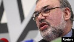 رضا سجادی، سفیر ایران در روسیه.