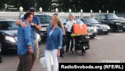 Схоже, мер Кличко і керівник «Укрбуду» Микитась мають дружні стосунки