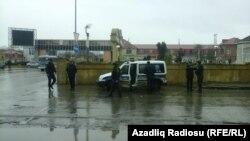 Протесты в регионах Азербайджана