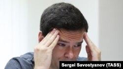 Ilya Yashin məhkəmədə