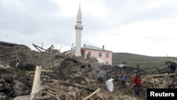 Людей, говорят специалисты, убивают не землетрясения, а плохо построенные дома