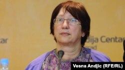 Potpisala sam podršku građanskim protestima zato što smatram da to jeste odgovornost nas doktora univerziteta: Milena Dragičević Šešić