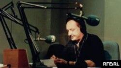 Tengiz Gudava had millions of listeners in Russia and the Soviet Union