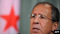 سرگئی لاوروف، وزیر امور خارجه سوریه
