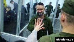 Згідно з рішенням, Антоненко залишатиметься під вартою до 1 червня