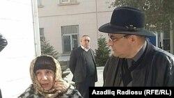 Лейла жана Ариф Юнустар. Баку, 4-март, 2016-жыл.