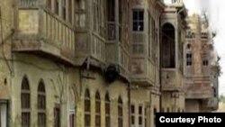 مجموعة بيوت تراثية في بغداد