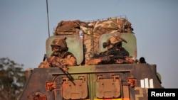 Ushtarët francezë në Mali