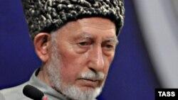 Саид афанди аль-Чиркави, один из лидеров суфийской общины Дагестана, погибший 28 августа 2012 года в результате взрыва.