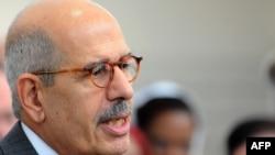 IAEA Director-General Muhammad el-Baradei